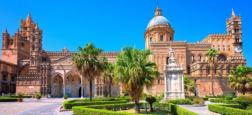 Itinerario di una settimana nella Sicilia occidentale partendo da Palermo
