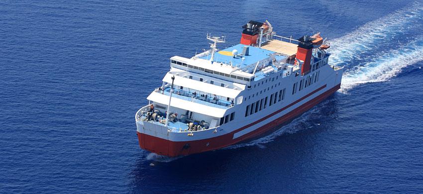 Traghetti per Palermo