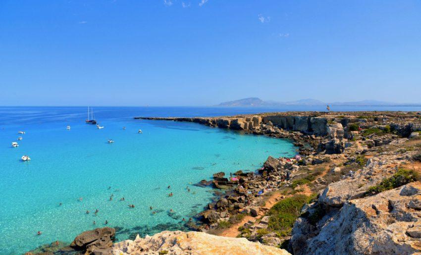 Le spiagge più belle di Favignana
