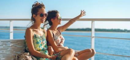 Come spostarsi tra le isole Eolie in traghetto